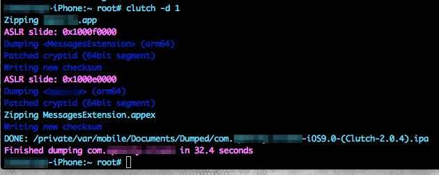 clutch-dumped