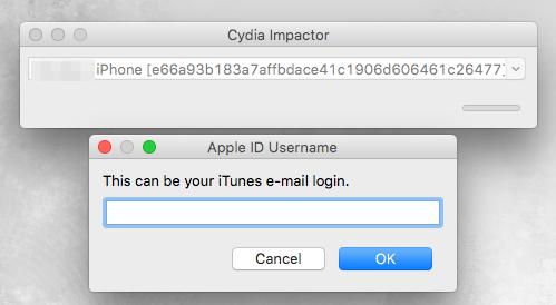 impactor-appleID